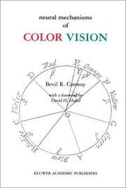 Cover of: Neural Mechanisms of Color Vision