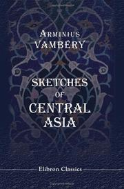Cover of: Sketches of Central Asia