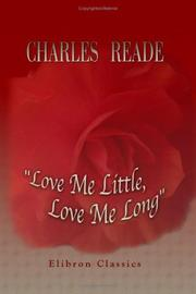 Cover of: Love Me Little, Love Me Long