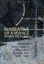 Cover of: Narrative of a Voyage Round the World Performed in Her Majesty