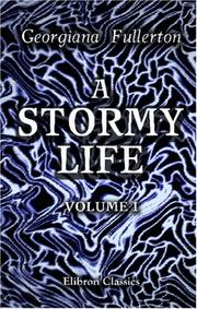 Cover of: A Stormy Life