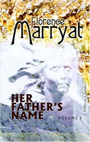 Cover of: Her Father\'s Name