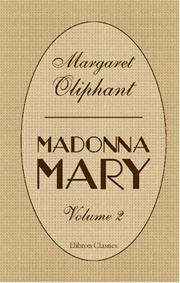 Cover of: Madonna Mary