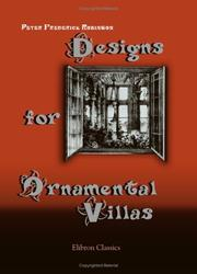 Cover of: Designs for Ornamental Villas