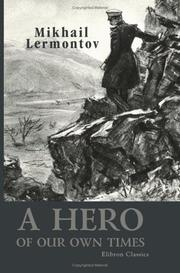Cover of: A Hero of Our Own Times