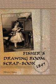 Cover of: Fisher\'s Drawing Room Scrap-Book