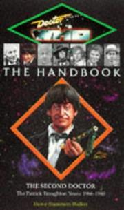 Cover of: Doctor Who the Handbook | David J. Howe