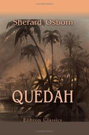 Cover of: Quedah