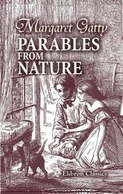 Cover of: Parables from Nature
