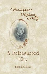 Cover of: A Beleaguered City