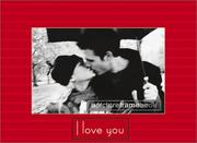 Cover of: I Love You (Apictureframebook)