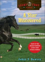 Cover of: A Star Discovered (Lucky Foot Stables)
