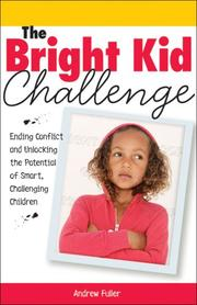 Cover of: The Bright Kid Challenge