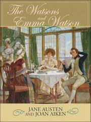 Cover of: The Watsons and Emma Watson | Joan Aiken