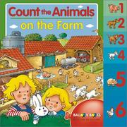 Cover of: Count the Animals on the Farm (Balloon)