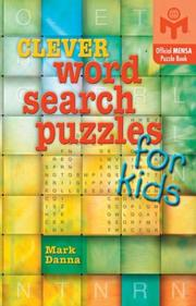 Cover of: Clever Word Search Puzzles for Kids