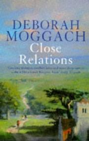 Cover of: Close relations