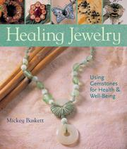 Cover of: Healing jewelry
