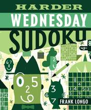 Cover of: Harder Wednesday Sudoku