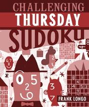 Cover of: Challenging Thursday Sudoku
