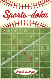 Cover of: Sports-doku