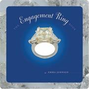 Cover of: The Engagement Ring Book