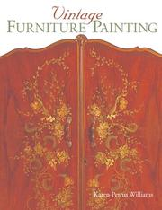 Cover of: Vintage Furniture Painting