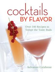 Cover of: Cocktails by Flavor