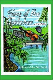 Cover of: Song of the Ogeechee | Jerry A. Maddox