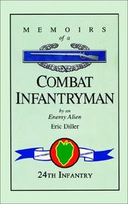 Cover of: Memoirs of a Combat Infantryman by an Enemy Alien