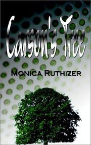 Cover of: Carson's Tree