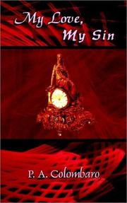 Cover of: My Love, My Sin