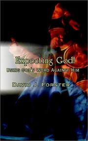 Cover of: Expecting God