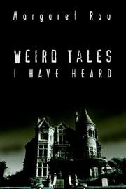 Cover of: Weird Tales I Have Heard