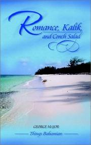 Cover of: Romance, Kalik, and Conch Salad