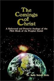 Cover of: The Comings of Christ