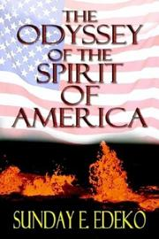 Cover of: The Odyssey of the Spirit of America