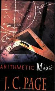 Cover of: Arithmetic Magic | J. C. Page
