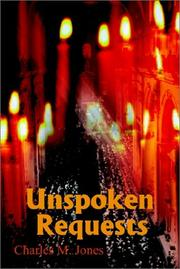Cover of: Unspoken Requests
