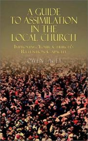 Cover of: A Guide to Assimilation in the Local Church