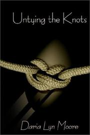 Cover of: Untying the Knots