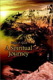 Cover of: A Spiritual Journey