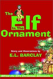 Cover of: The Elf in the Ornament