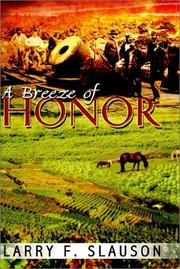 Cover of: A Breeze of Honor