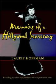 Cover of: Memoirs of a Hollywood Secretary