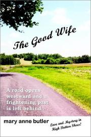 Cover of: The Good Wife | Mary Anne Butler