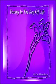 Cover of: Poetry in the Key of Life