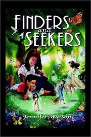 Cover of: Finders and Seekers