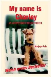 Cover of: My Name Is Charley