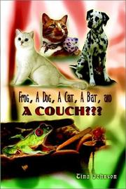 Cover of: A Frog, a Dog, a Cat, a Bat, and a Couch